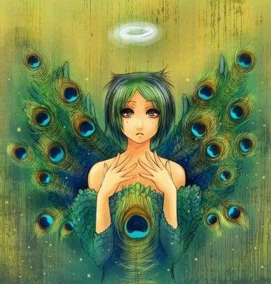 des femmes anges ou papillons !! !!