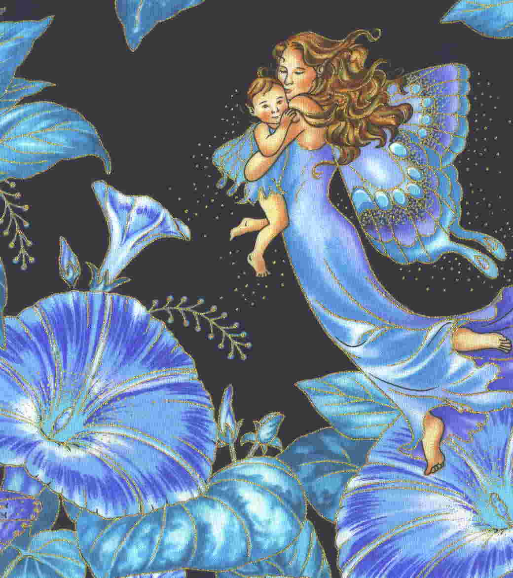 des anges ou des papillons !!